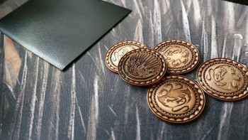 A Game Of Thrones LCG Premium Coins (10)