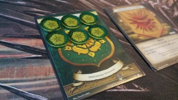 A Game Of Thrones LCG House Power Tokens (15)