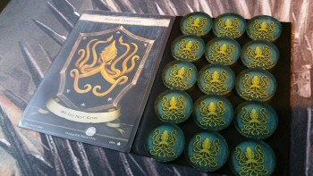 A Game Of Thrones LCG House Power Tokens Full House Set (8 sets of 15)