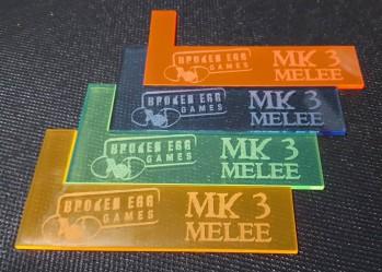 Mk 3 Melee Gauge
