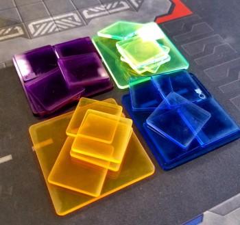 Monsterpocalypse alternate color bases
