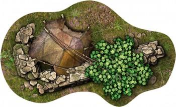 Adventure Tiles: Witch's Tent Tile