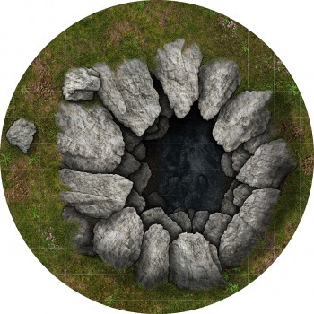 Adventure Tiles: Cartographer Cave Tile