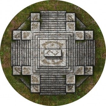 Adventure Tiles: Cartographer Ziggurat Tile