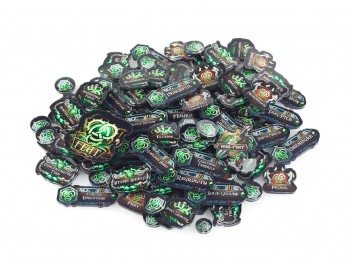 Privateer Press Licensed Hordes - Circle of Orboros Faction Token Set