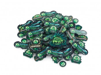 Privateer Press Licensed Warmachine - Cryx Faction Token Set