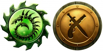 Privateer Press Licensed Warmachine - Cryx Mercenaries and Minions Tokens Upgrade Set