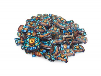 Privateer Press Licensed Warmachine - Cygnar Faction Token Set