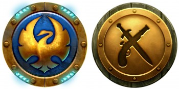 Privateer Press Licensed Warmachine - Cygnar Mercenaries and Minions Tokens Upgrade Set