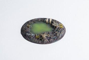 Battlefield Water Feature - Round