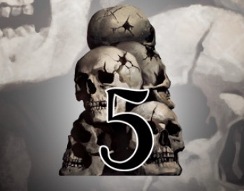 Elite Gaming Token (5 Pack) - Corpse 5