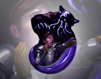 Elite Gaming Token (5 Pack) - Fear