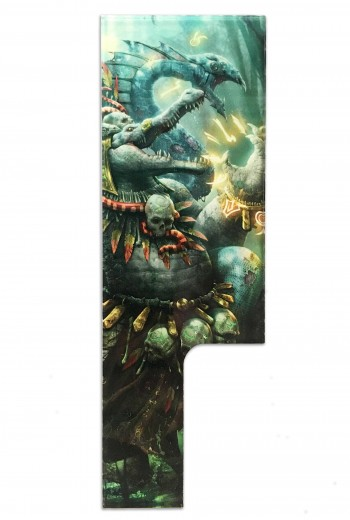 Privateer Press Licensed Minions Extended Measuring Template