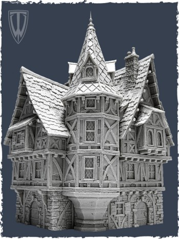 Tabletop World Mansion