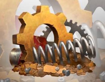 Elite Gaming Token (5 Pack) - Scrap