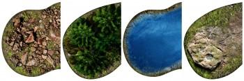 2D Terrain Set