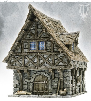 Tabletop World Townhouse I