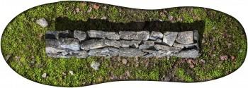 Field Wall (Linear obstacle) 2D Terrain (1)