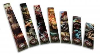 Privateer Press Licensed Hordes Minions WARSticks