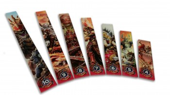 Privateer Press Licensed Hordes Skorne WARSticks