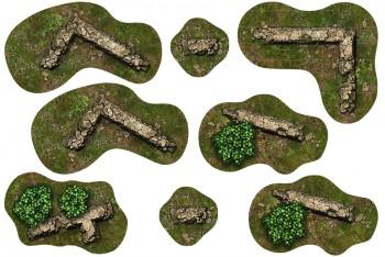 Adventure Tiles: Ruins Wilderness Expansion