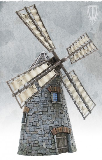 Tabletop World Windmill