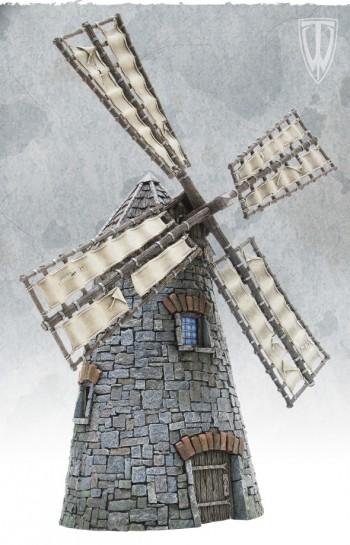 Tabletop World Windmill