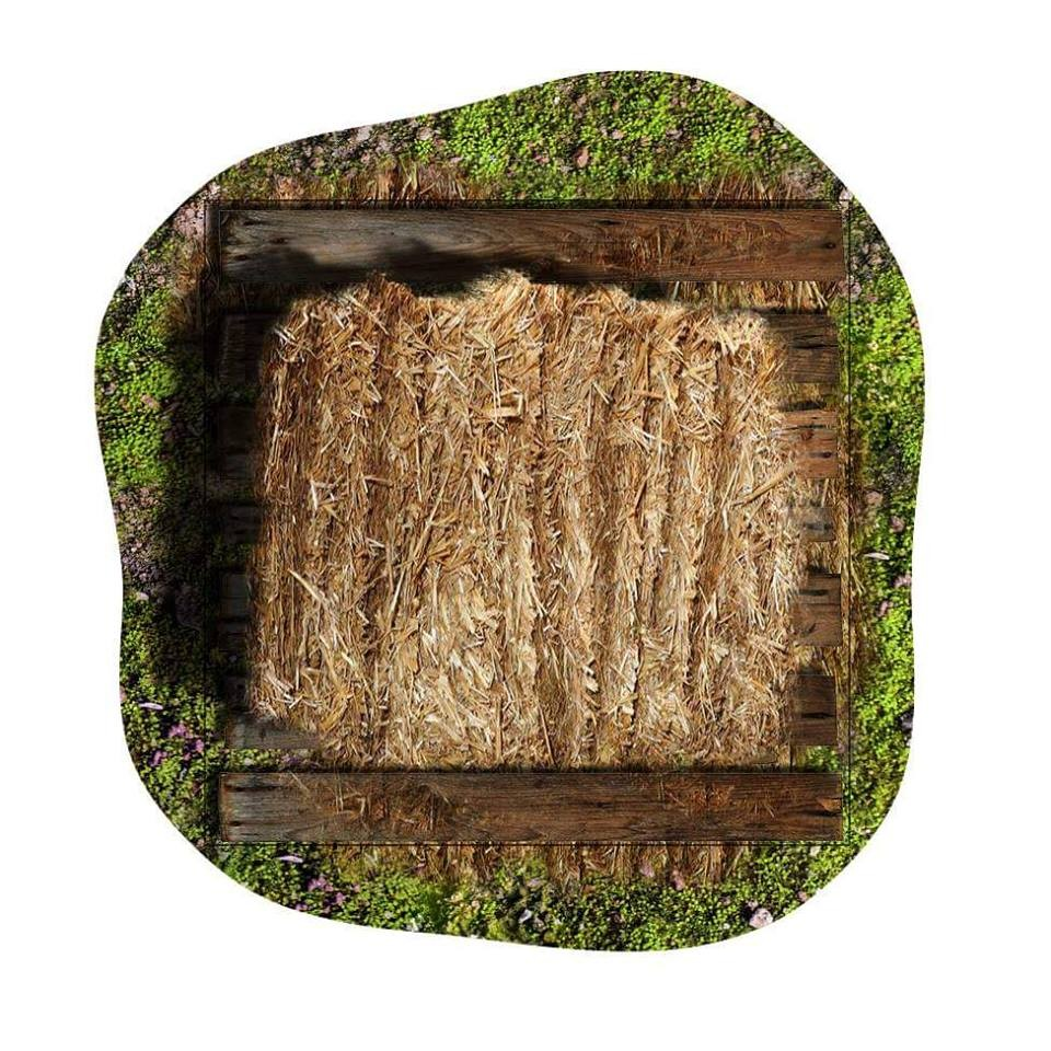 photograph about 2d Printable Terrain referred to as Destroyed Egg Video games - Guild Ball 2D Terrain Established