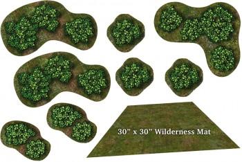 Adventure Tiles: Wilderness Mat Starter Set